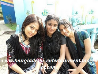 Bangladeshi university girl