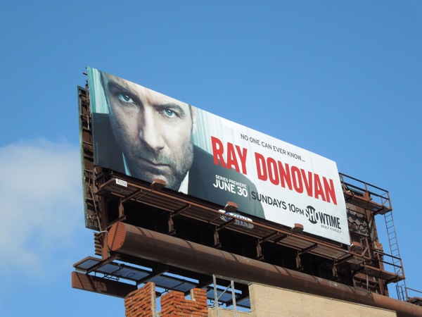 Ray Donovan season 1 billboard