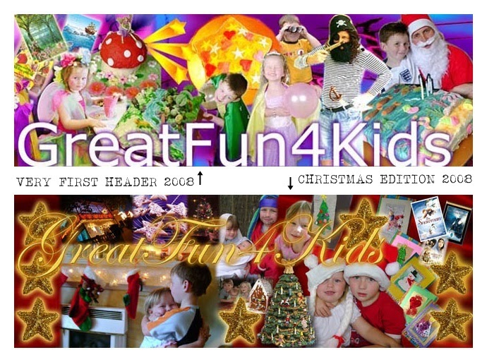 Greatfun4kids blog original header