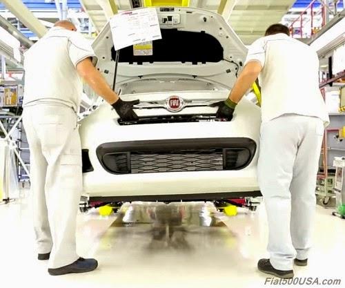 Fiat 500X Front Bumper Install
