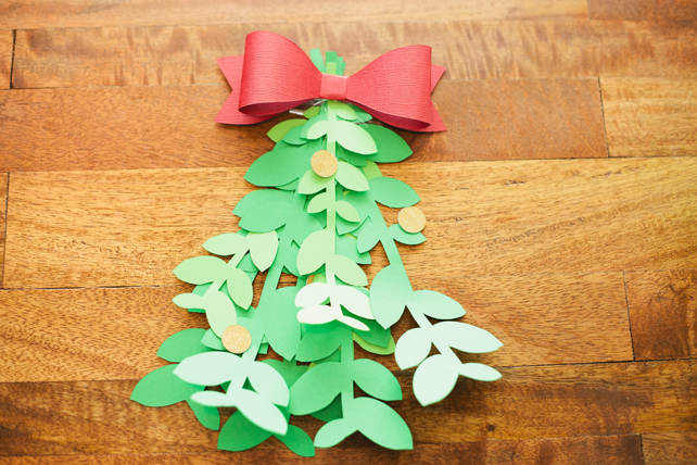 DIY Mistletoe with Cricut from Megan Papworth