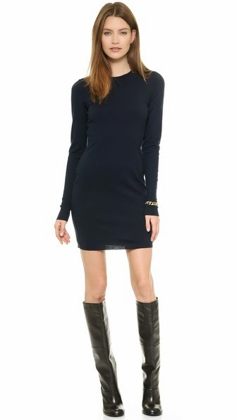 Staple Siya Cashmere Dress by: Theory @Shopbop