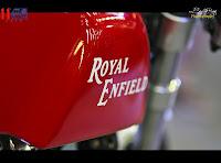 Royal Enfield Continental GT Café Racer