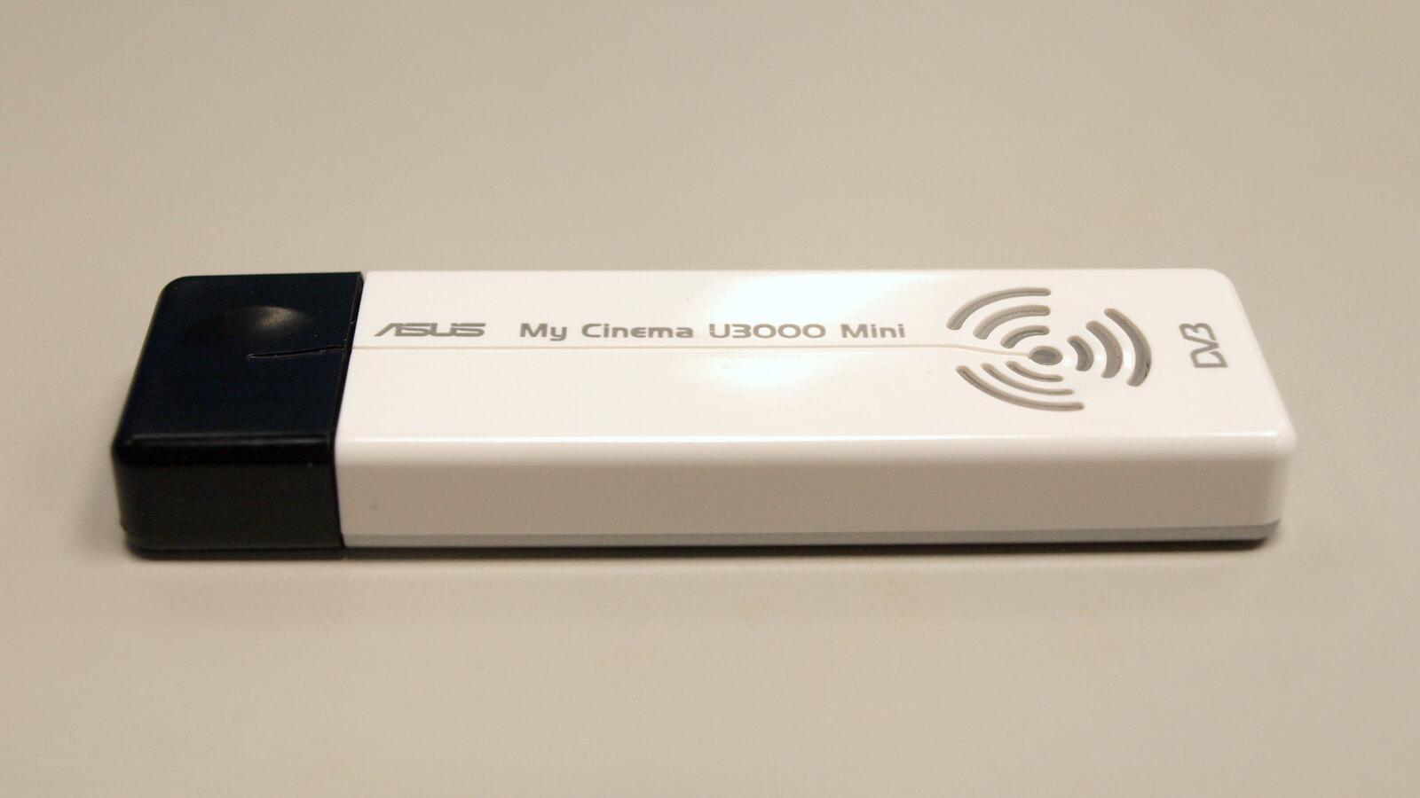 ASUS My Cinema U3000 Mini DVBT Tuner 數位電視棒