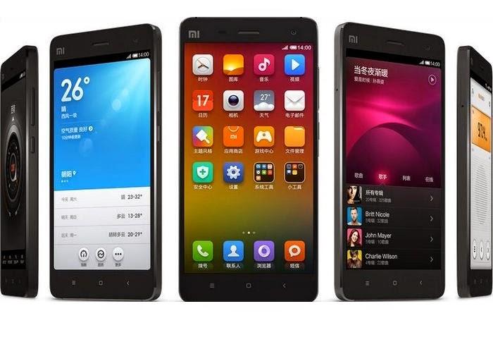 Best Smartphones:  Xiaomi E4, excellence accessible