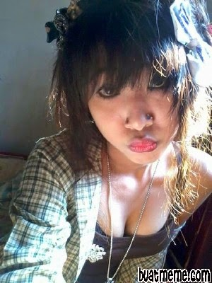 Gambar Bugil Foto foto Selfie Setengah Bugil Bikin Sange