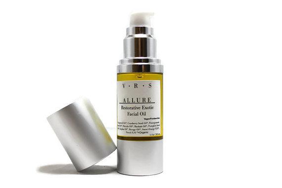 Restorative Exotic Facial Oil Serum, Allure