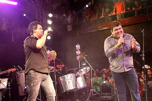 Dupla sertaneja vai em cana por cantar funk no Rio de Janeiro
