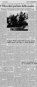 LA STAMPA 1 NOVEMBRE 1979
