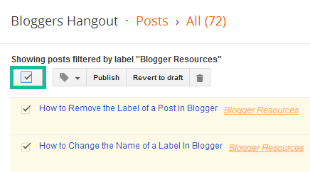 Select all Posts with Blogger Resources Label