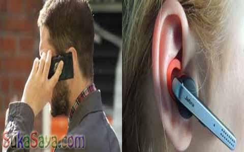 Penggunaan Ponsel Sebaiknya Seperti Ini, Agar Terhindar Dari Bahaya Radiasi