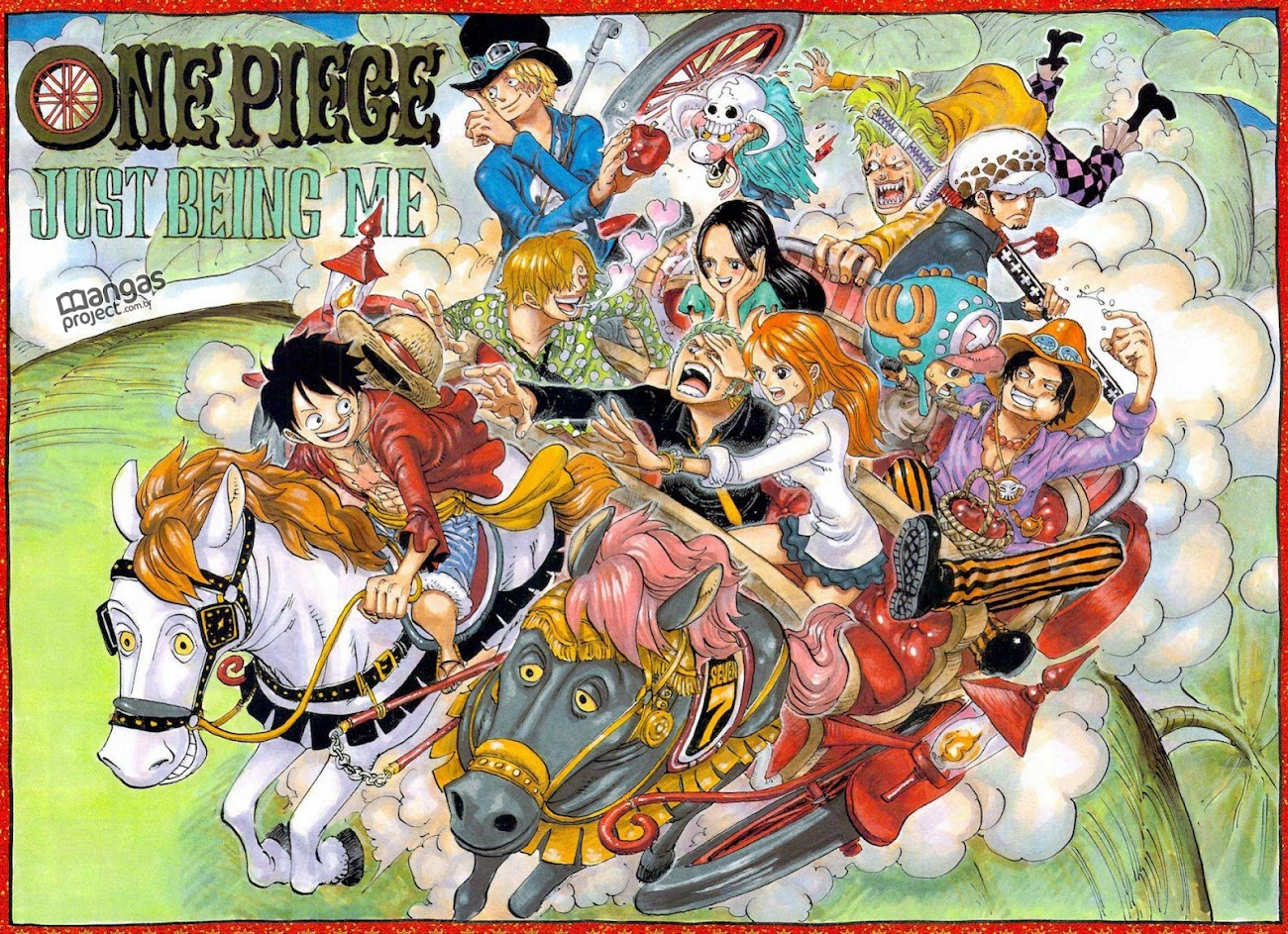 One Piece Mangá 771 Online