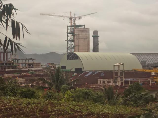 Kawasan Pabrik Semen Jawa Ancam Kelestarian Lingkungan