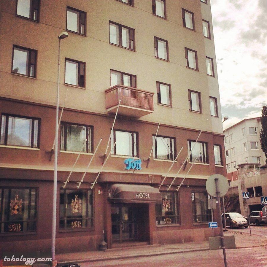 Tott Hotel in Savonlinna Finland