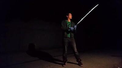 Inilah Penemu Lightsaber Star Wars di Dunia Nyata