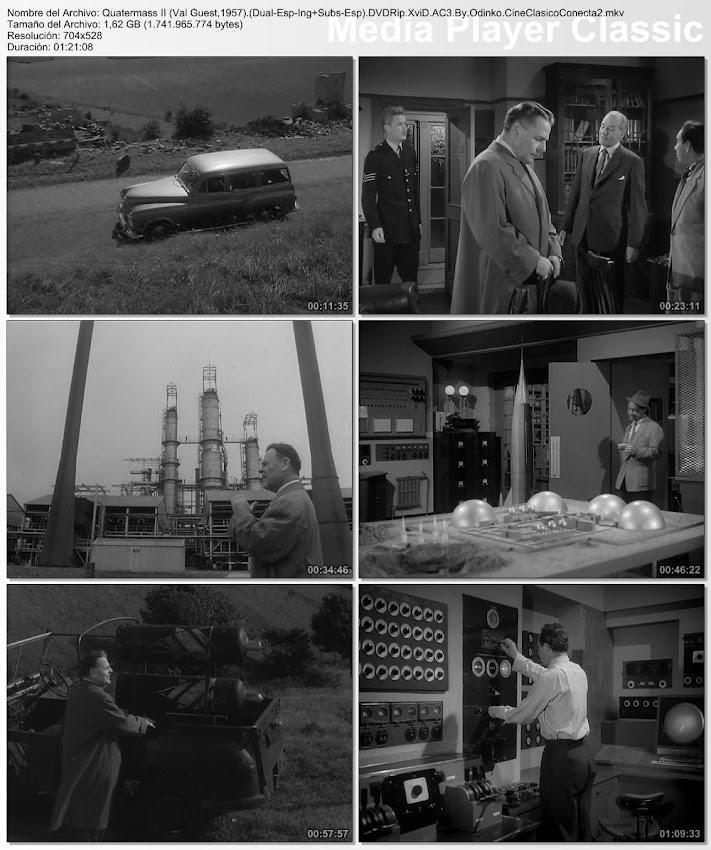 Quatermass II | 1957 | (Quatermass 2)