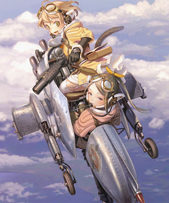 Last Exile -- Fam the Silver Wing