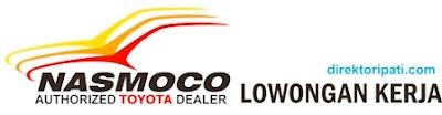 lowongan kerja di pati terbaru nasmoco dealer toyota 2016