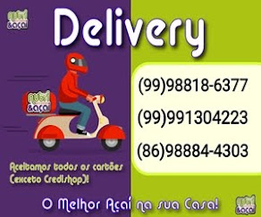 Delivery Nutry & Sorvetes Açaí