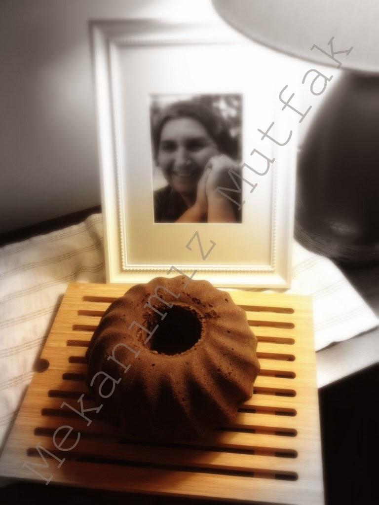 Kakuleli, Yulaflı, Çikolatalı Kek