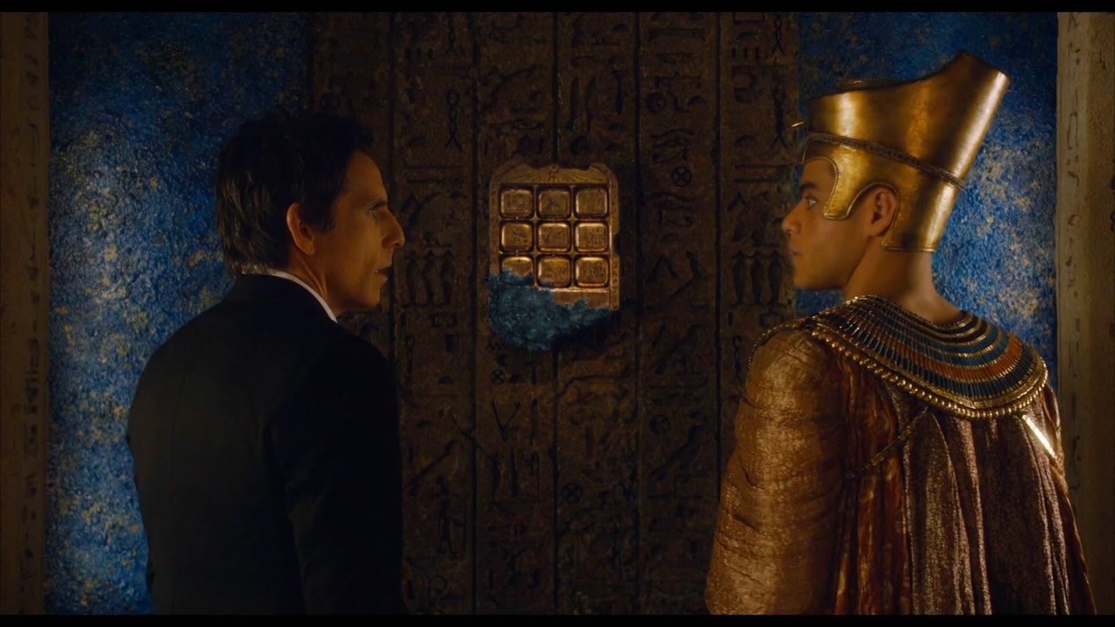 Una Noche en el Museo 3: El Secreto de la Tumba (2014) 1080p