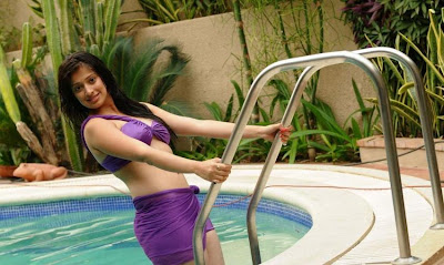 Lakshmi Rai hot bikini Photos
