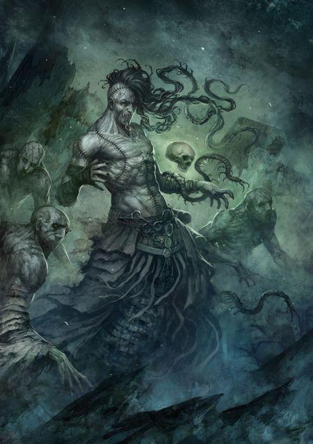 Saryth Chareonpanichkul deviantart arte conceitual fantasia