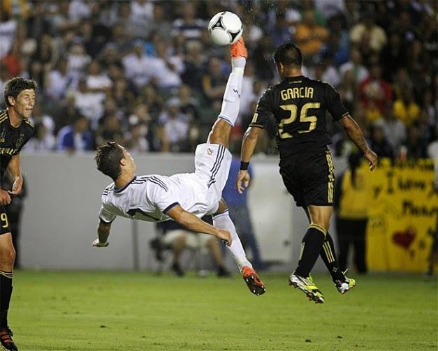 Chileno de Cristiano Ronaldo
