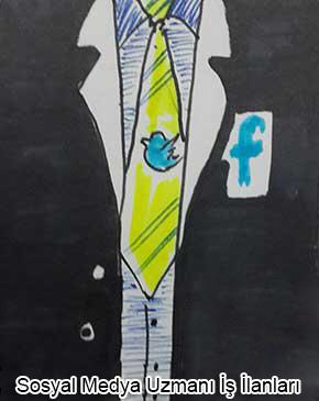 Sosyal medya uzmanı iş ilanları