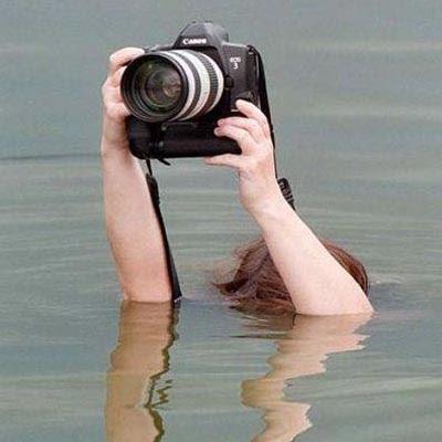 Flagrantes de Fotógrafos indiscretos ou Fotógrafos Ninjas