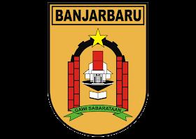 Pemkab Banjarbaru Logo Vector download free