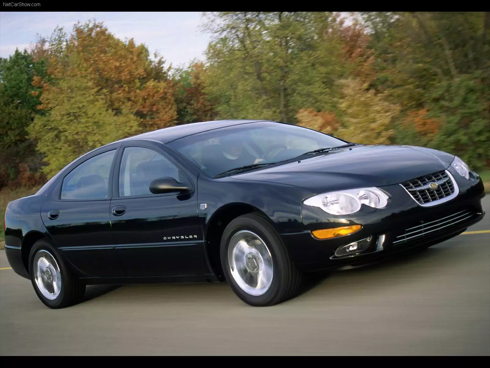 Hình ảnh xe ô tô Chrysler 300M 1999 & nội ngoại thất