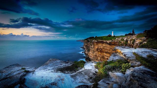 Macquarie Lighthouse in Sydney, Australia (© Igor Kasalovic/500px) 684