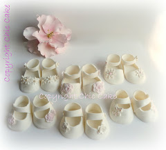 Chic Cake shoes MINI (BOMBONIERA)