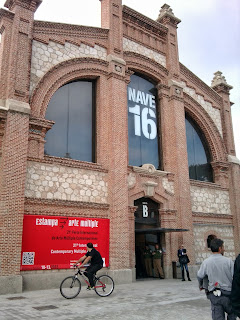 Estampa, 2013, Feria de arte, Exposiciones Madrid, Matadero, Blog de arte, Voa-Gallery, Yvonne Brochard,