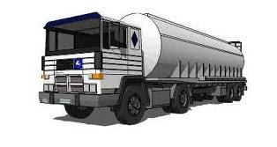 Camion SketchUp