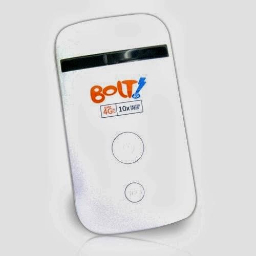 Alternatif Internetan Super Cepat Dengan BOLT Mobile WiFi