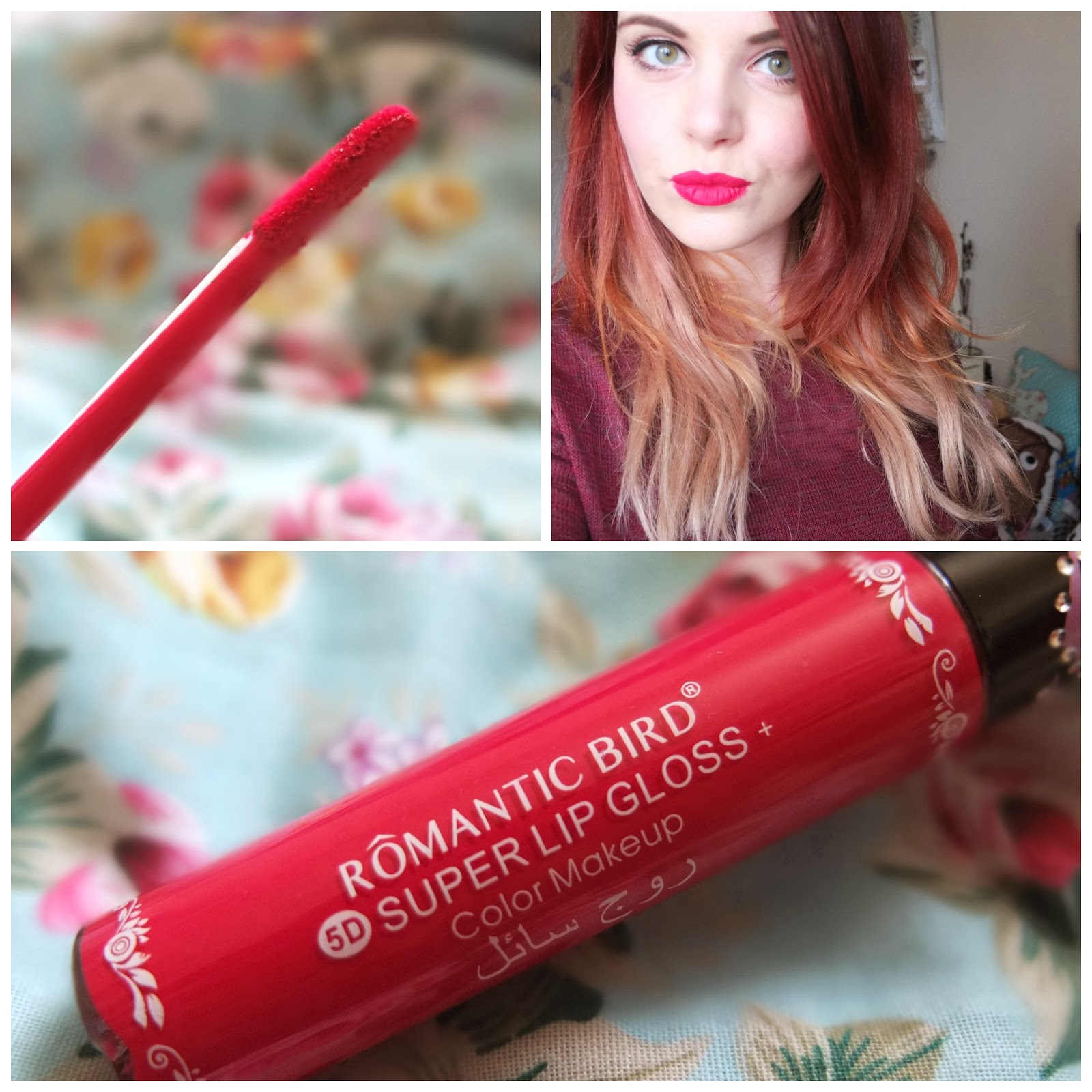Romantic Bird make up. The best budget beauty brand discovery of the year on Hello Terri Lowe - UK Beauty Blog.