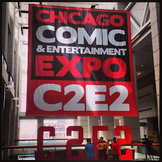 Idol Threat's Guide to C2E2 2013