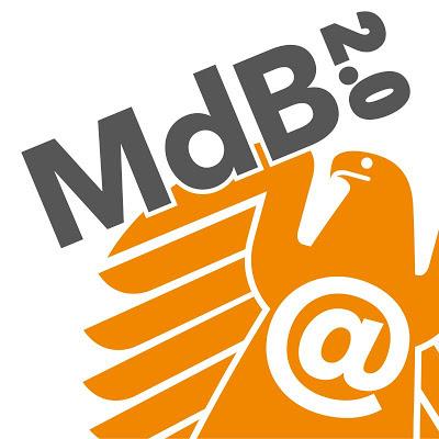 Logo zur pheonix-Sendung MdB 2.0
