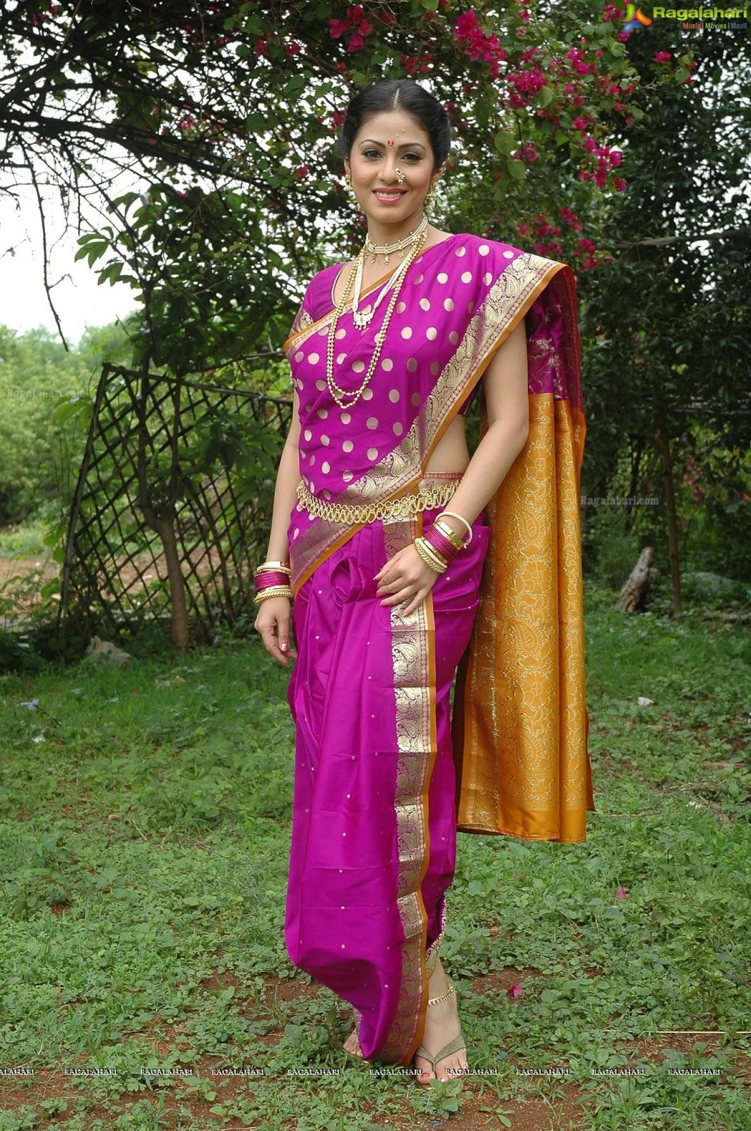 South indian half saree girls tamil saree auntys