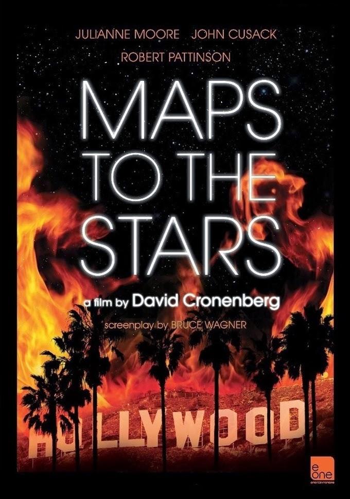 Affiche de Maps to the Stars, de David Cronenberg (2012)