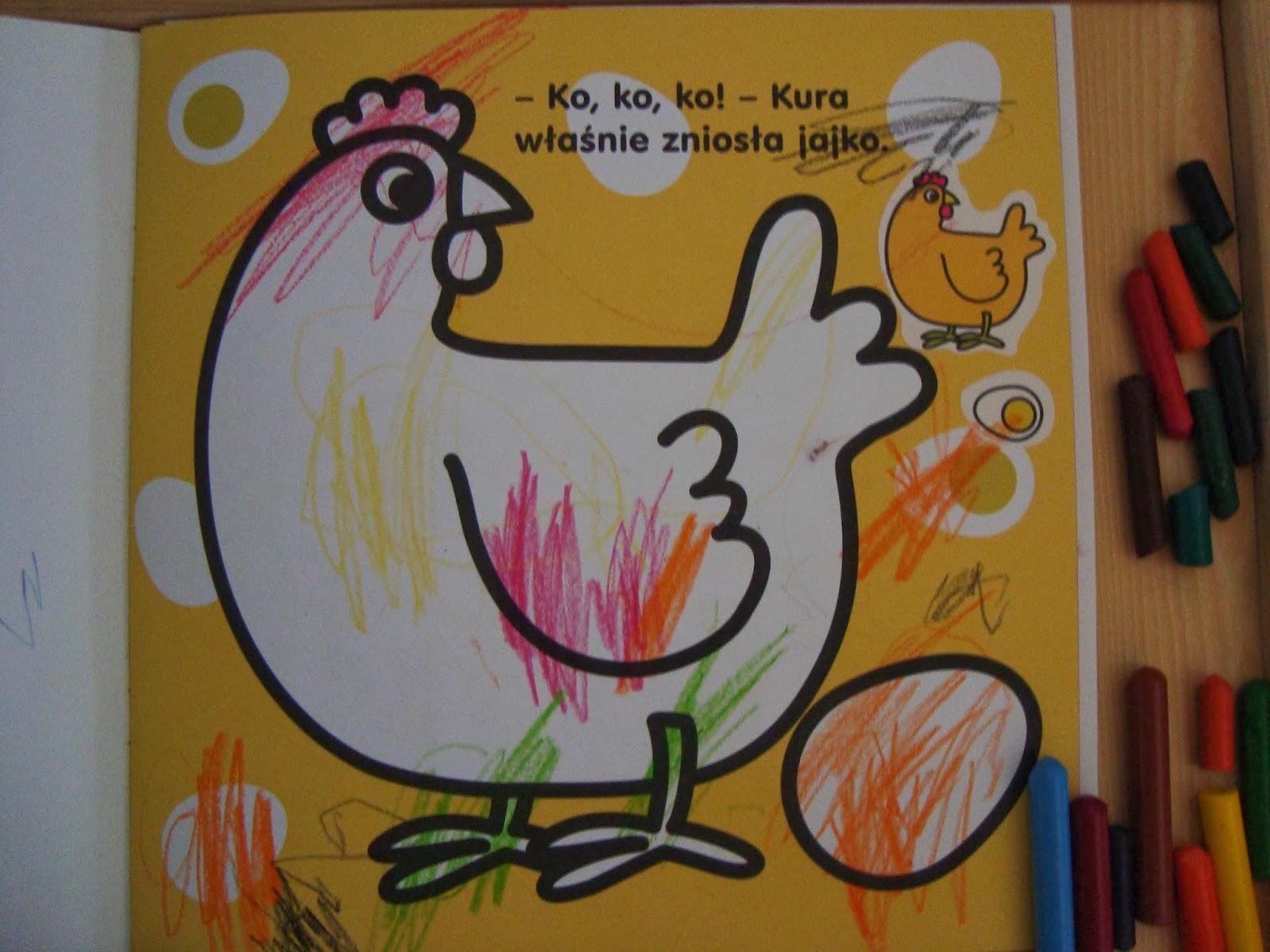 muza, 2-latek rysuje zwierzątka, recenzja
