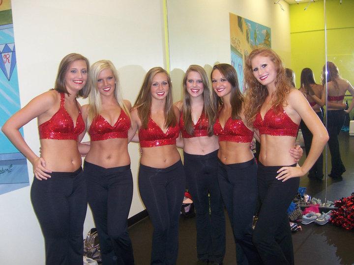 Hot Cheerleader NC State