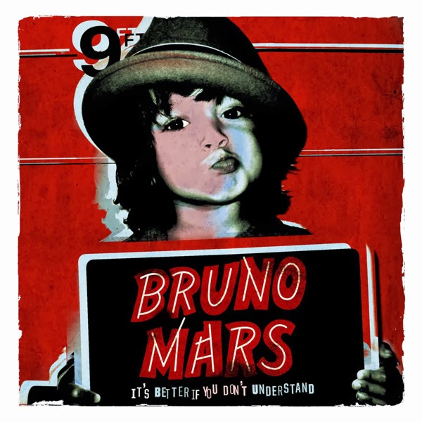 Bruno Mars - It's Better If You Don't Understand - EP Cover