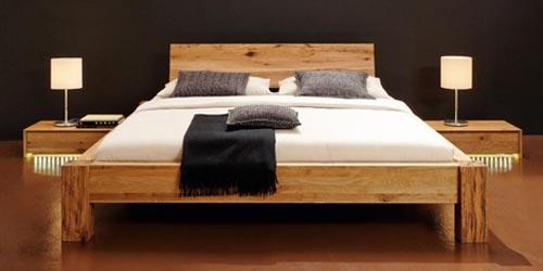 CAMAS DE MADERA - WOOD BEDS : DORMITORIOS: decorar dormitorios ...