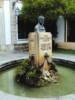 Monumento a Pedro Domecq y Lustau