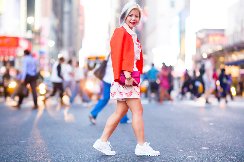 New York Fashion Week 2015- Crystal Phuong- Fashion Blogger- Street style
