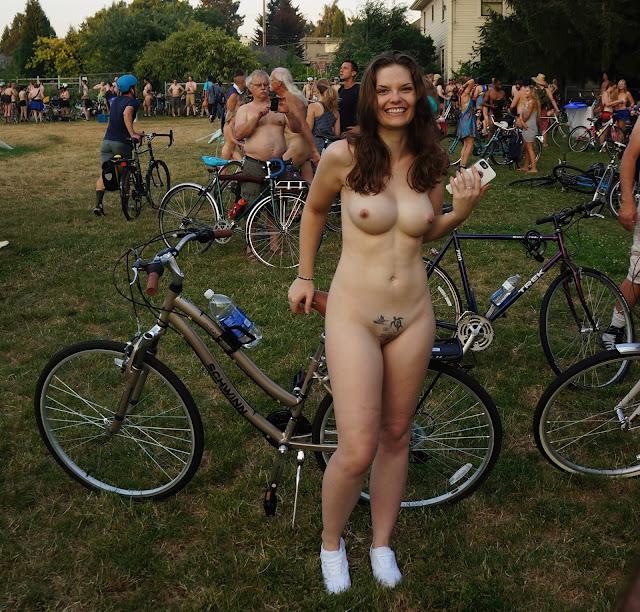 public nudity project portland usa