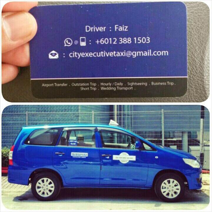 Executive Taxi Service